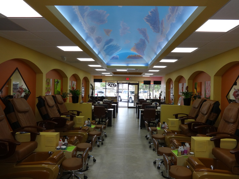 Artistic Nail Salon Cooper City, FL
