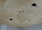 8-plywood ceiling